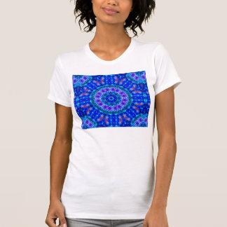Blue Lagoon of Liquid Shafts of Light T Shirt