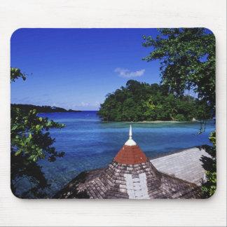 Blue Lagoon, Port Antonio, Jamaica Mouse Pad
