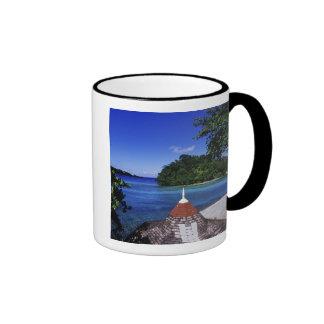 Blue Lagoon, Port Antonio, Jamaica Coffee Mugs