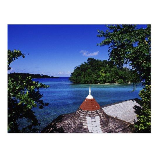Blue Lagoon, Port Antonio, Jamaica Postcard