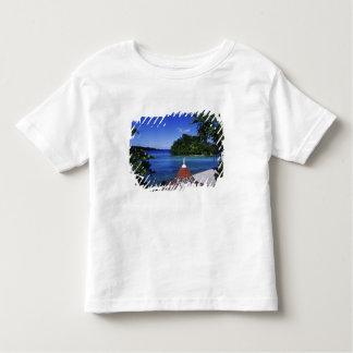 Blue Lagoon, Port Antonio, Jamaica T Shirt
