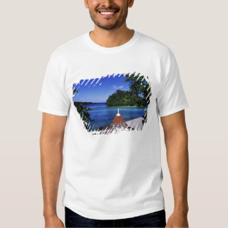 Blue Lagoon, Port Antonio, Jamaica Tee Shirt