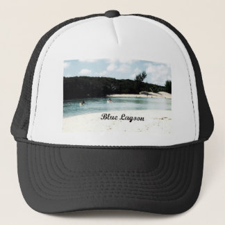 Blue Lagoon Trucker Hat