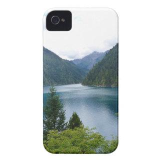 Blue Lake iPhone 4 Case-Mate Case
