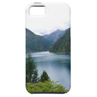 Blue Lake iPhone SE/5/5s Case