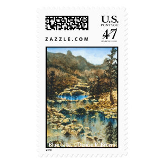 Blue Lake Postage
