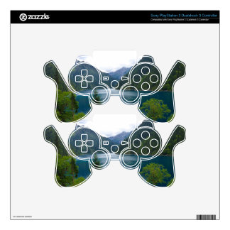 Blue Lake Skins For PS3 Controllers