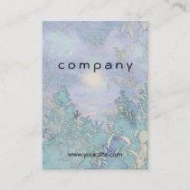 Blue Landscape Harmony Business Card