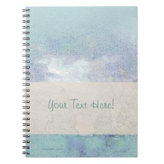 Blue Landscape Harmony Journals