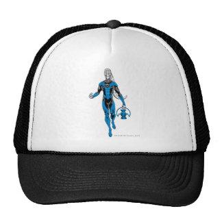 Blue Lantern 4 Trucker Hat