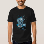 Blue Lantern Graphic 1 T Shirt