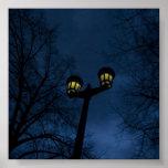 Blue Lantern Posters
