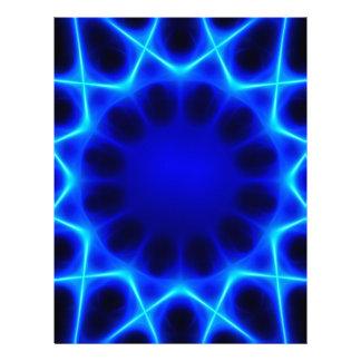 blue laser #2 letterhead