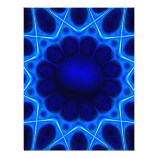 blue laser #3 letterhead