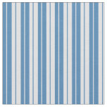 [ Thumbnail: Blue & Lavender Colored Lines Fabric ]