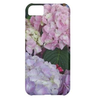 Blue Lavender Hydrangeas iPhone 5C Cover