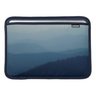 Blue Layers Sleeves For MacBook Air
