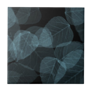 Blue Leaf X-Ray.png Small Square Tile