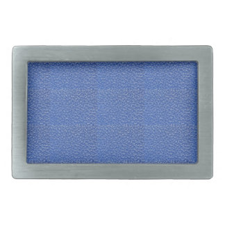 Blue Leather look texture background add text img Belt Buckle