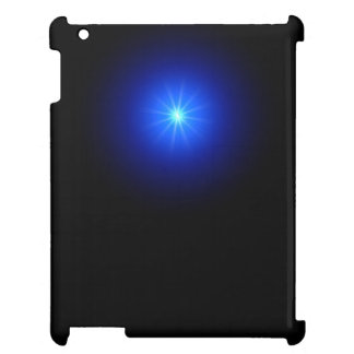 Blue LED Case For The iPad 2 3 4