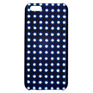 Blue Led light iPhone 5C Case