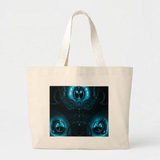 Blue Lens Flare Bags