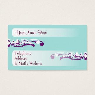 Blue Life Business Card