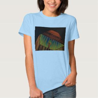 Blue Light Lamp Tee Shirt