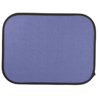 BLUE LIGHT MORNING MIST (solid color) ~ Car Mat