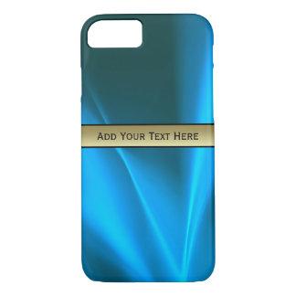 Blue Light Trails Graphic Design iPhone 8/7 Case