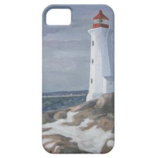 Blue Lighthouse iphone iPhone SE/5/5s Case