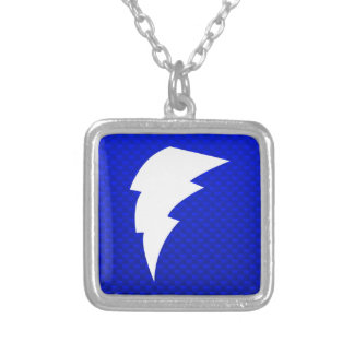 Blue Lightning Bolt Jewelry