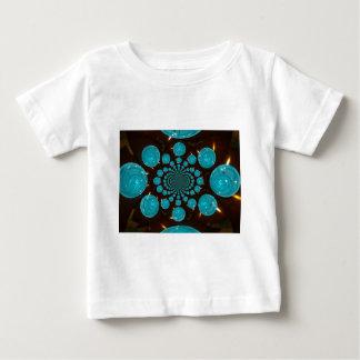 Blue Lights Baby T-Shirt