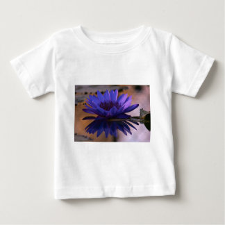 Blue Lily Baby T-Shirt