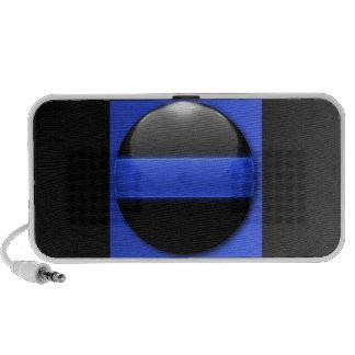 Blue Line fino iPod Altavoz