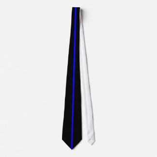 Blue Line fino ata Corbata Personalizada