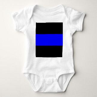 Blue Line fino Body Para Bebé