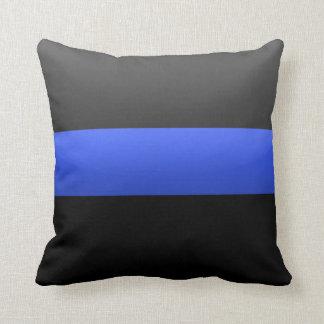 Blue Line fino Cojín
