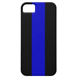 Blue Line fino iPhone 5 Protectores