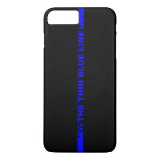 Blue Line fino Funda iPhone 7 Plus