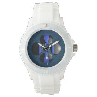 Blue Line fino - gotitas Relojes
