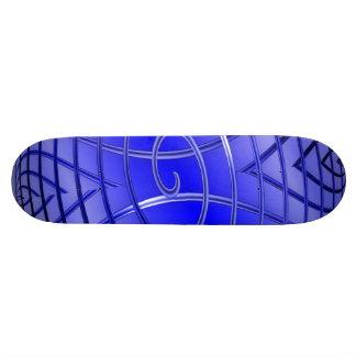 Blue Line fino plancha trabajos Patín