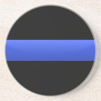 Blue Line fino Posavasos Diseño