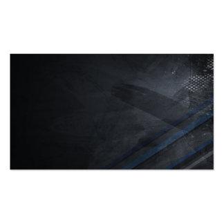 Blue Line fino Tarjetas De Visita