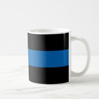 Blue Line fino Taza Clásica