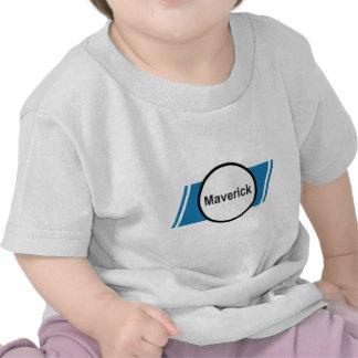 BLUE LINE: Maverick T-shirts