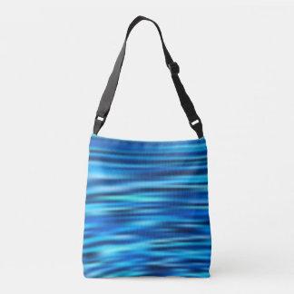 Blue Line Tussle Crossbody Bag