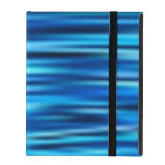 Blue Line Tussle iPad Case