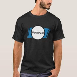 BLUE LINE: WonderlandBLUE LINE: Wonderland T-Shirt