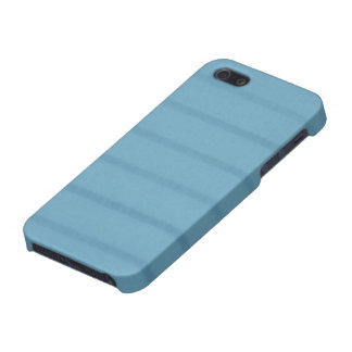 Blue Lined Matte iphone 5/5S Case